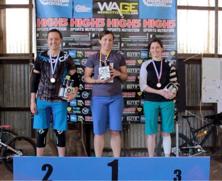 Female Sport winners