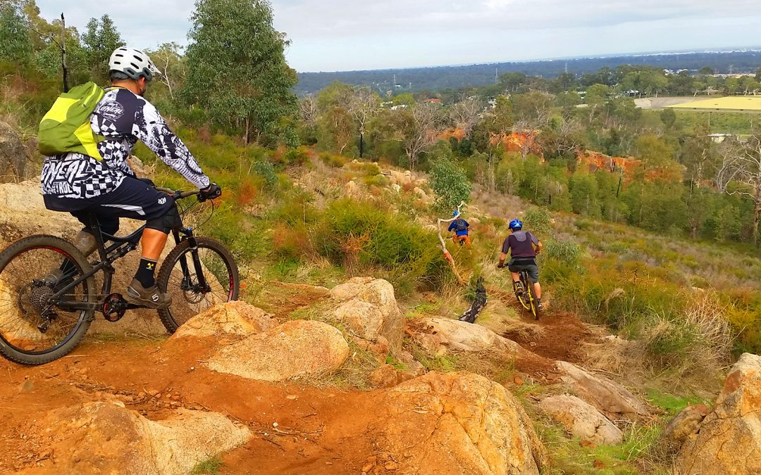 Chain Reaction Cycles WA Gravity Enduro Series 2018 Newsletter # 1