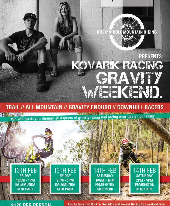 Kovarik Racing Weekend! Pemberton, 15th Feb.